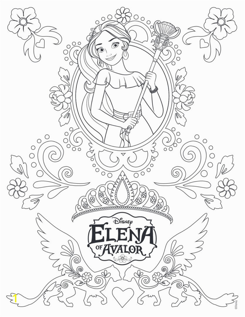 disney coloring pages elena of avalor energy princess elena coloring page color 7741 unknown of disney coloring pages elena of avalor