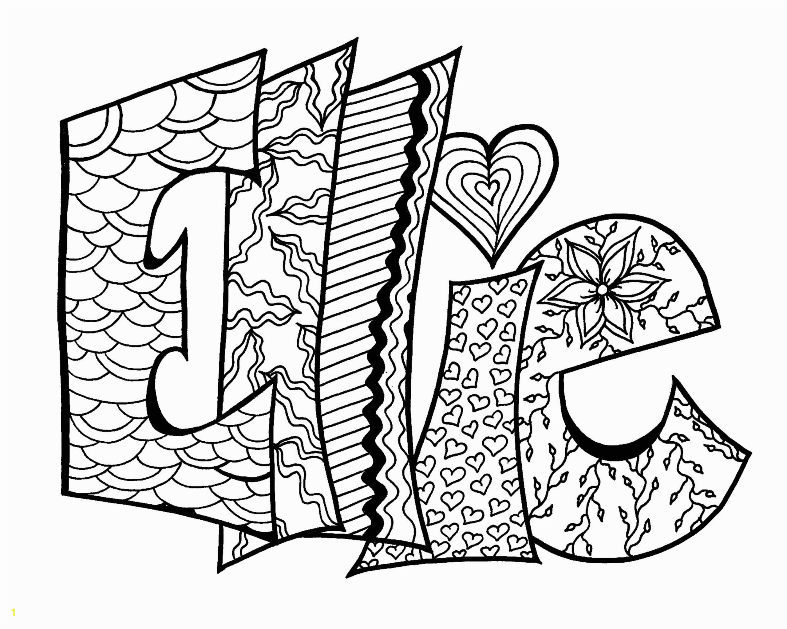 Printable Custom Name Coloring Pages Digital Custom Coloring Page Purchase This Item and