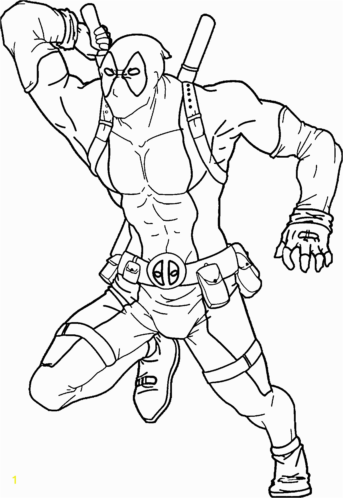 a84b8dd369afbcab b3a9ad1c9b3 28 collection of deadpool coloring pages pdf high quality free 1203 1747