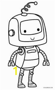Printable Robot Coloring Pages Free Printable Robot Coloring Pages for Kids