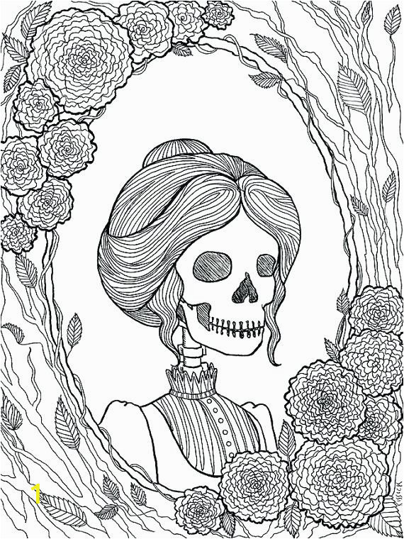 halloween scary coloring pages free printable