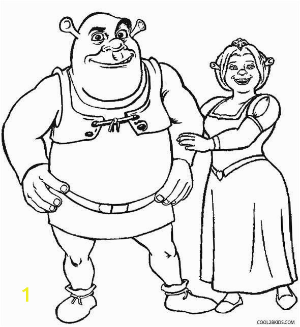 inspirational coloring pages shrek free of coloring pages shrek free 1