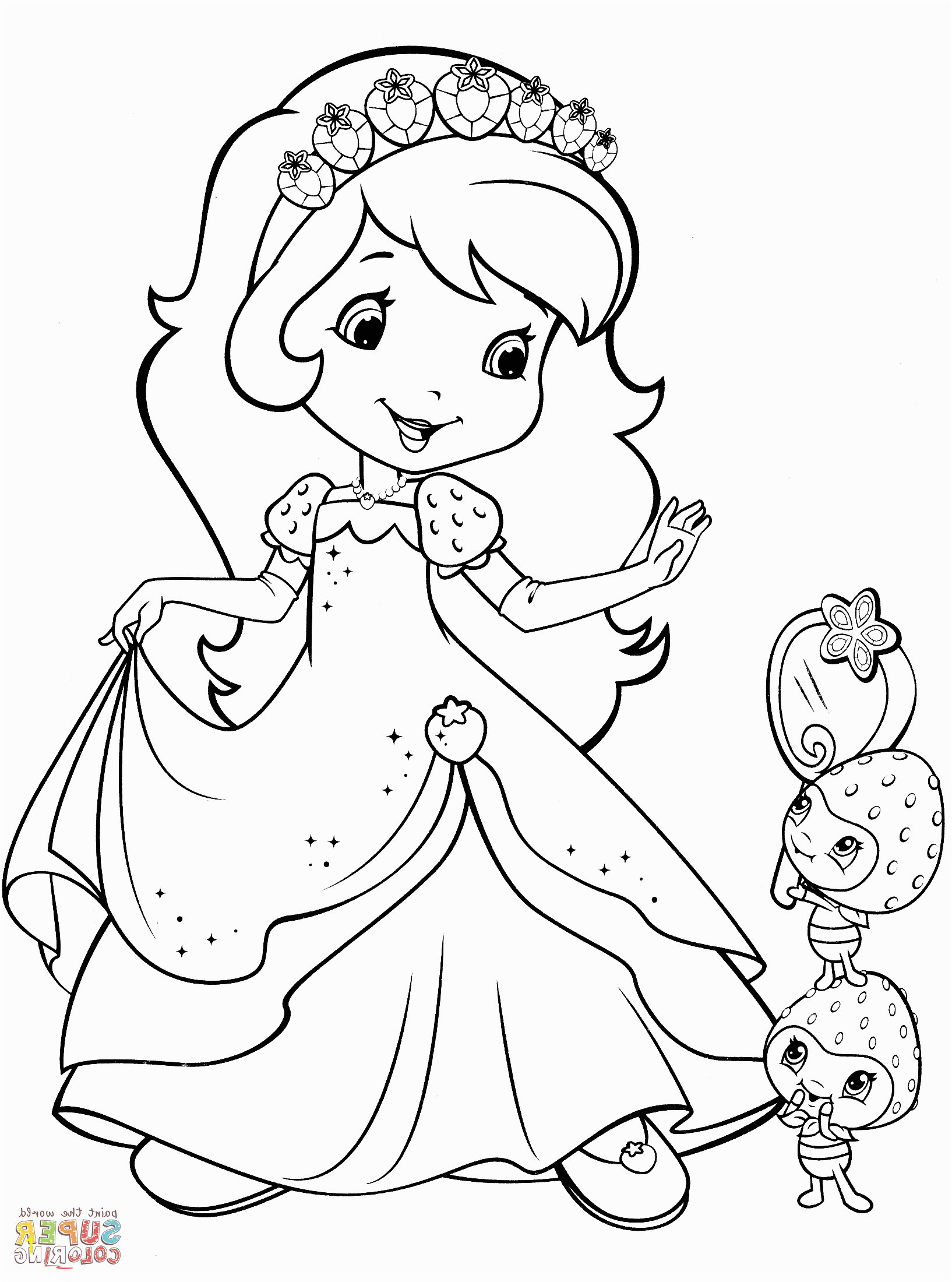 printable strawberry shortcake coloring page inspirational photos strawberry shortcake and berrykins coloring page of printable strawberry shortcake coloring page