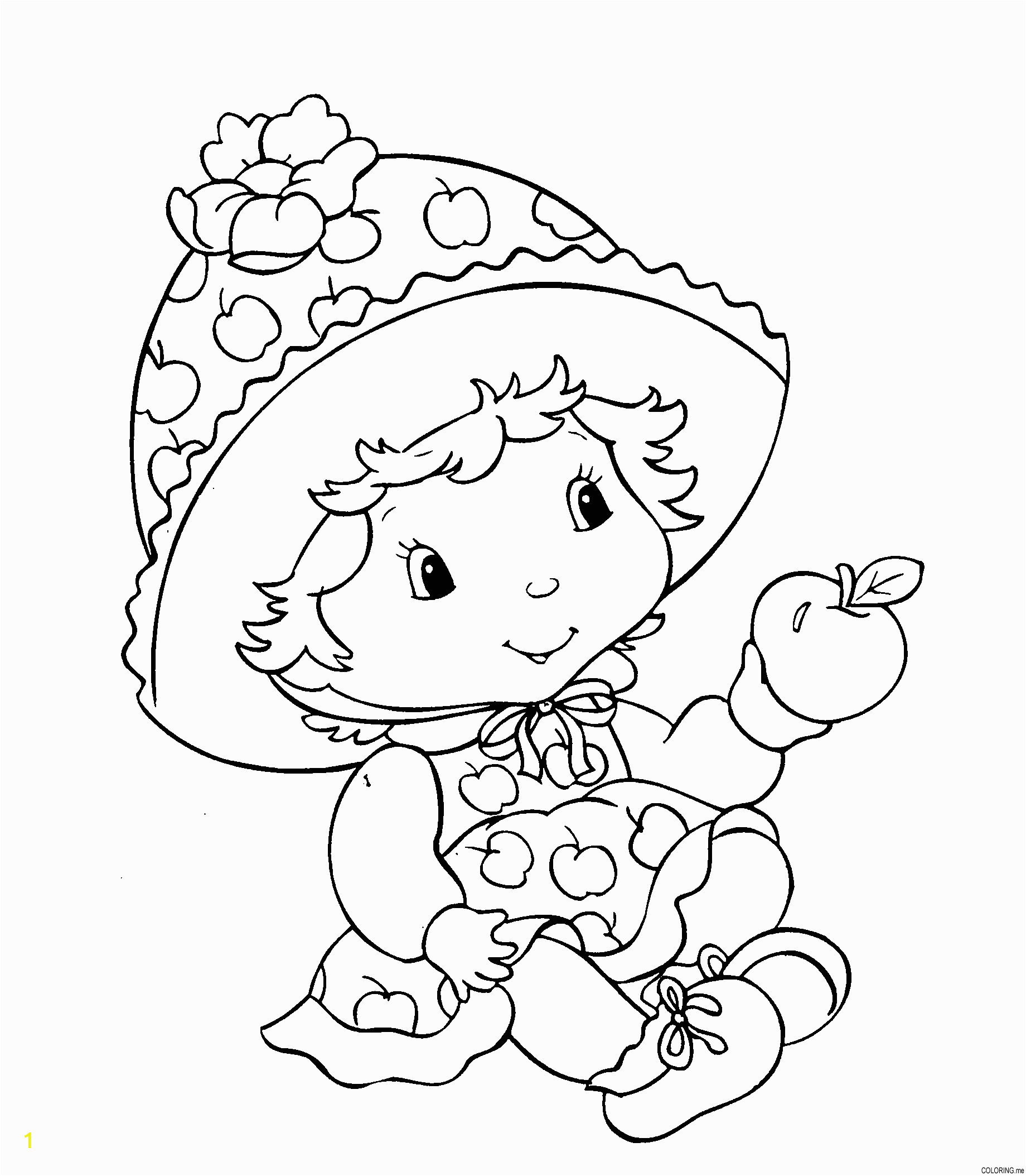 645d e4fc3c da ef29 free printable strawberry shortcake coloring pages for kids 1840 2107
