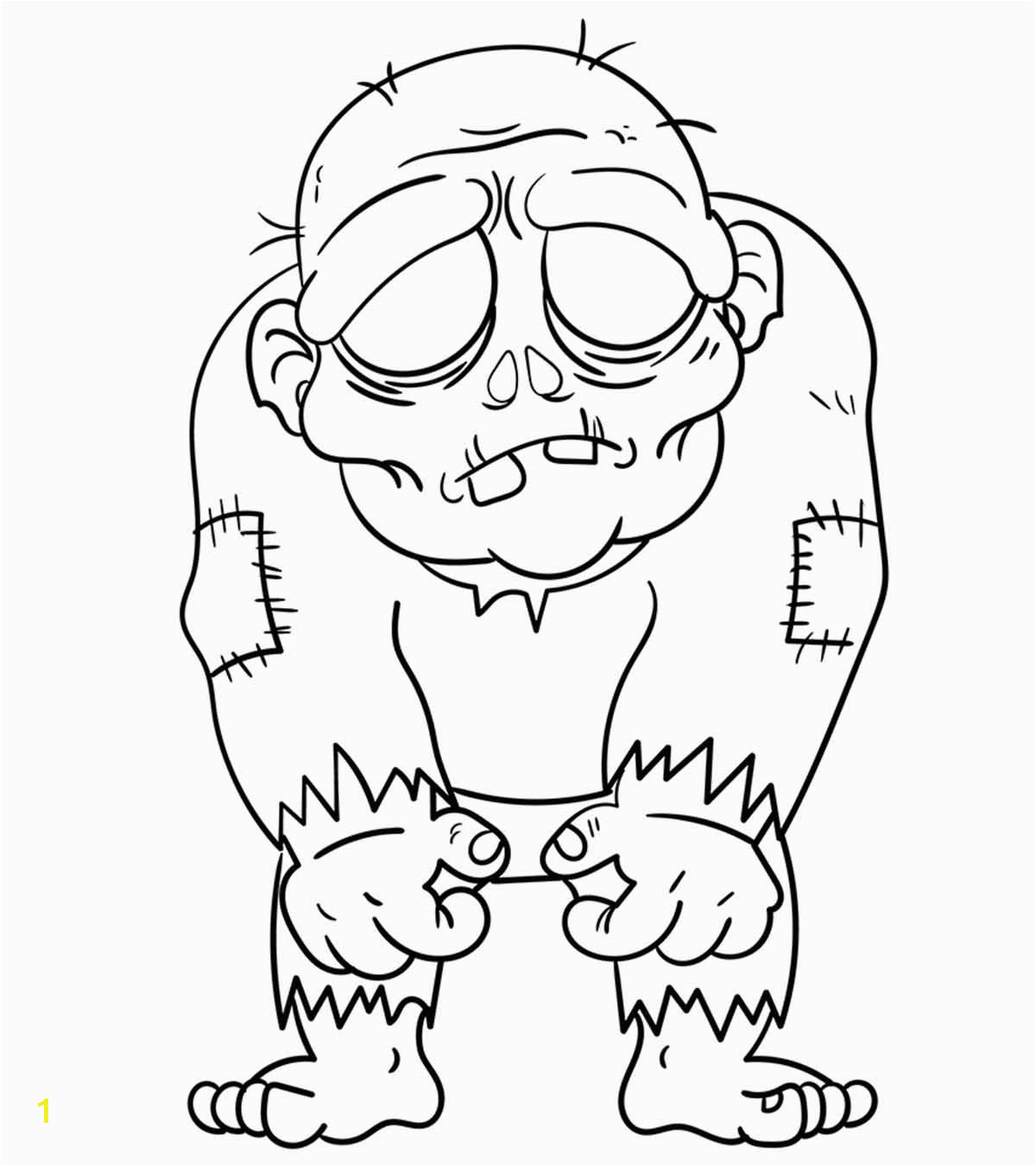 disney zombie coloring pages tremendous top for your kids free printable