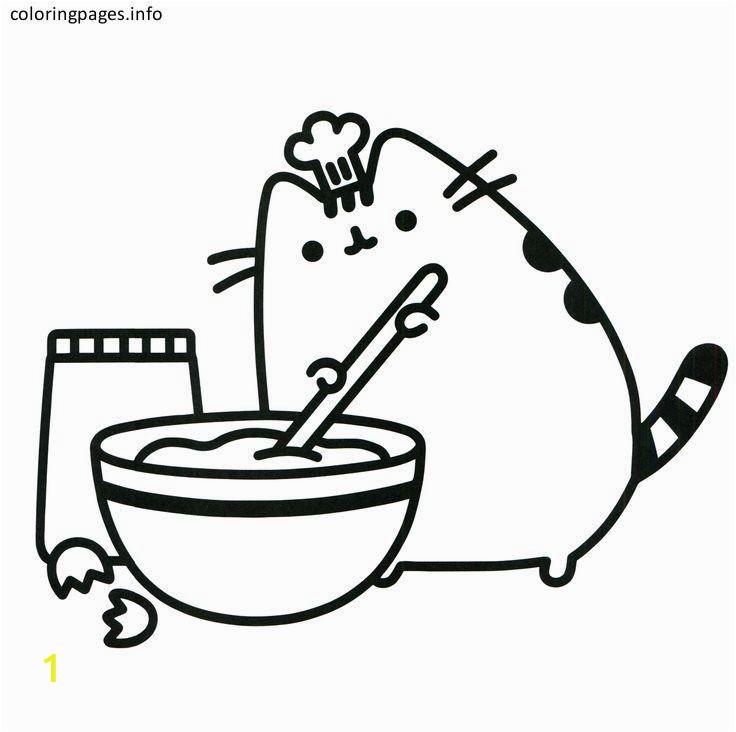 Pusheen Cat Coloring Pages Printable Pusheen 05 Pusheen Coloring Pages Free Printable Pusheen