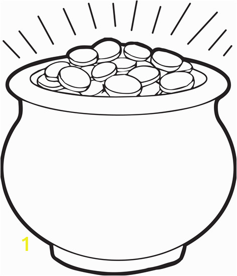 425a aec0adc74c7d0dd pot of gold coloring page 1 free printable saints and big 472 550