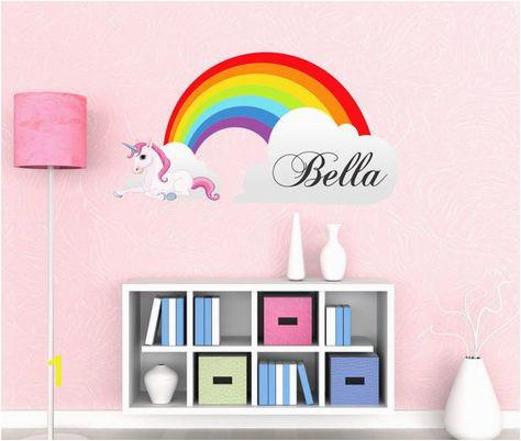 0dfab93b2efd0f0a8e05a240f9fb9eb9 rainbow wall nursery decals