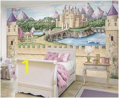 Rapunzel tower Wall Mural 32 Best Princess Mural Images