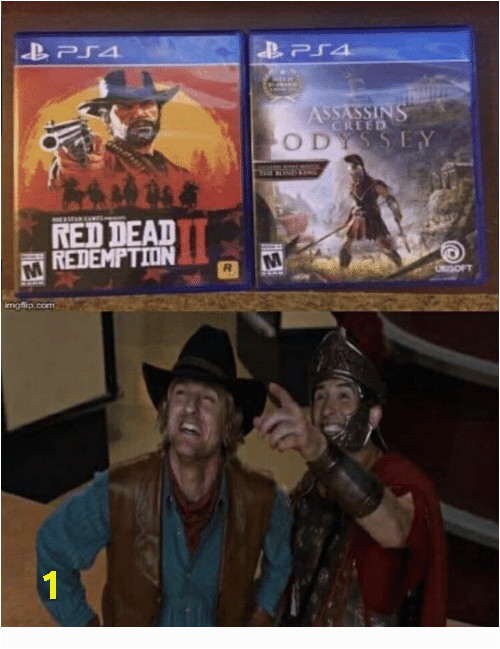 creed o d red dead redemption mglip