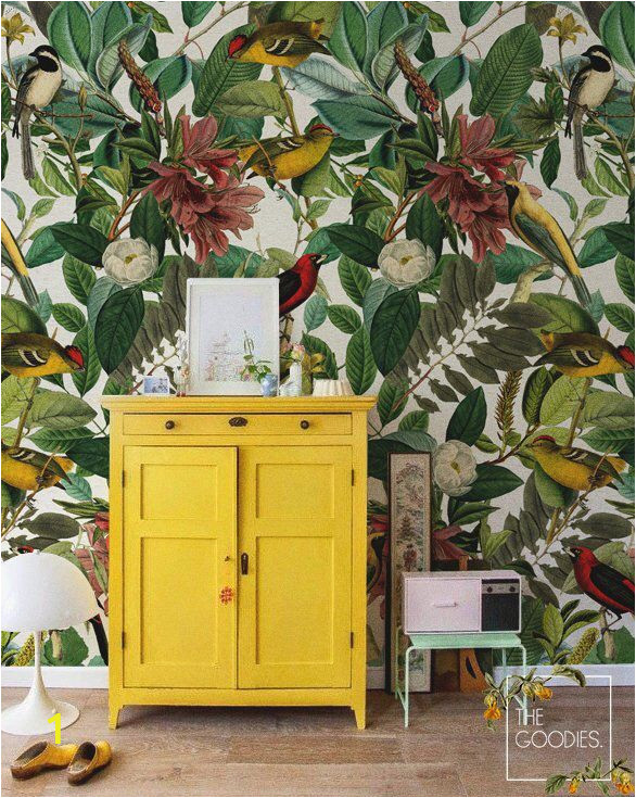 Removable Wall Murals Nature Botanical Removable Wallpaper Colors Of Nature Wall Mural