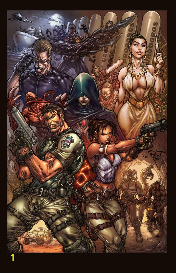Resident Evil 5 Coloring Pages Resident Evil 5 Colors by Faroldjo On Deviantart