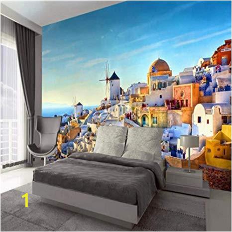 Romantic Bedroom Wall Murals Amazon Xbwy Wallpapers Custom 3d Romantic Wall