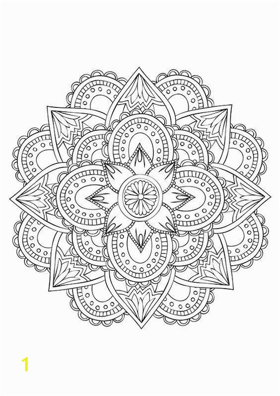 Rose Mandala Coloring Pages Image Result for Dowload De Mandalas Para Colorir