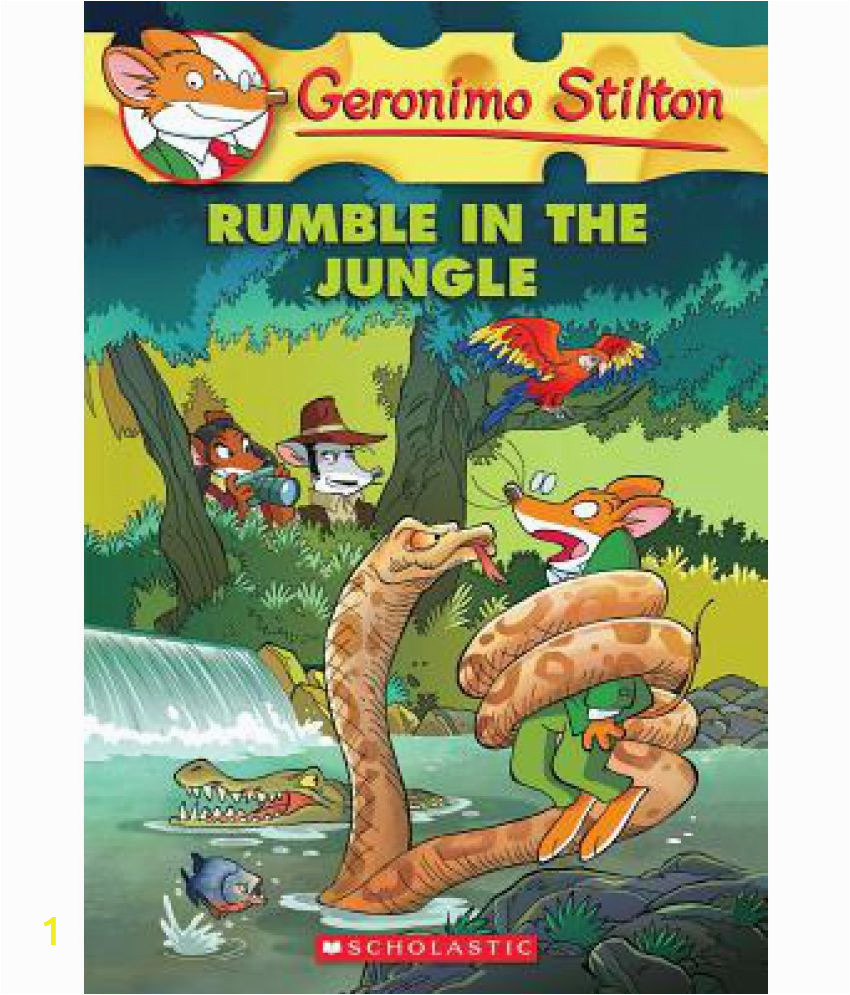 Rumble in the Jungle SDL 1