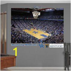 Rupp arena Wall Mural 21 Best Kentucky Wildcats Merchandise Bedding Decor