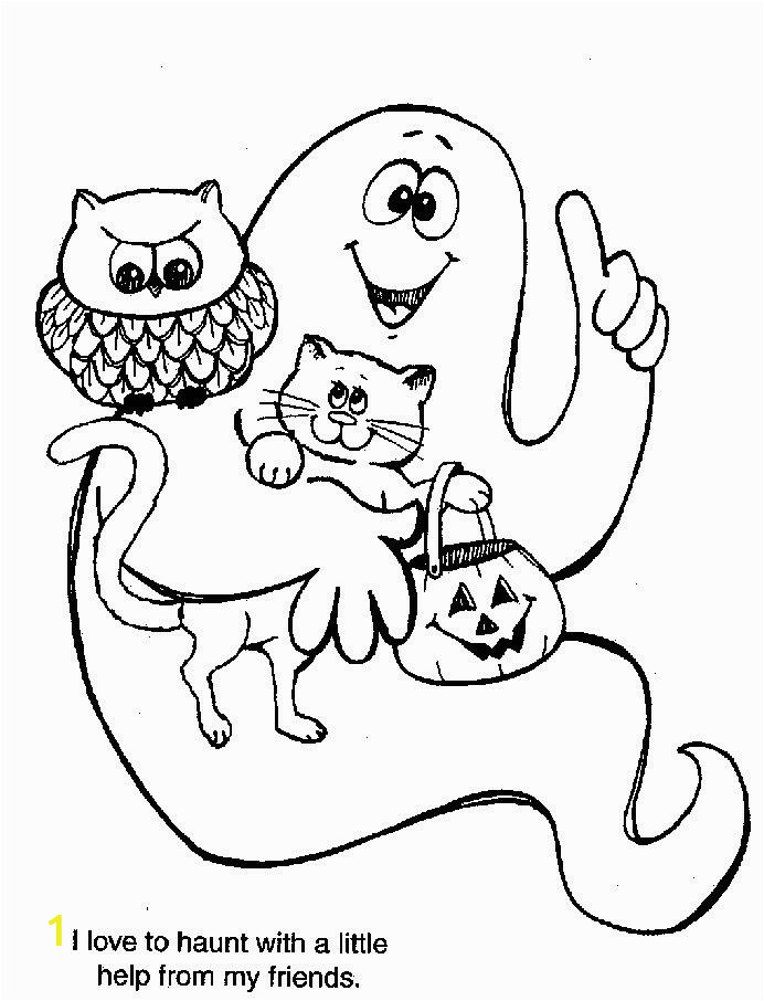 Scared Face Coloring Page | divyajanani.org