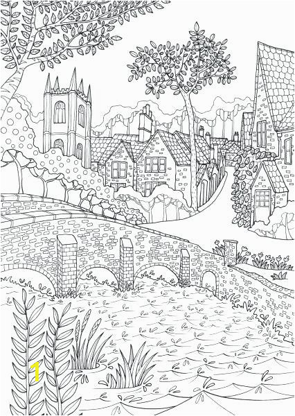 landscape coloring pages free printable landscape coloring pages beautiful best images on of new gallery landscape river coloring pages