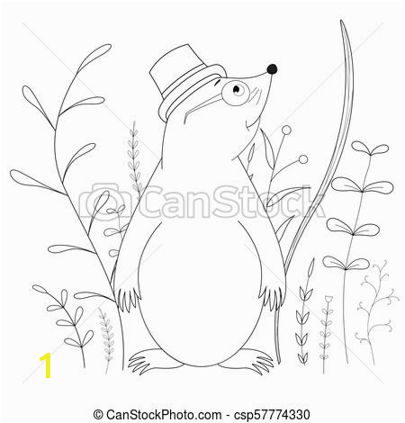 coloring book or page for children of eps vectors csp