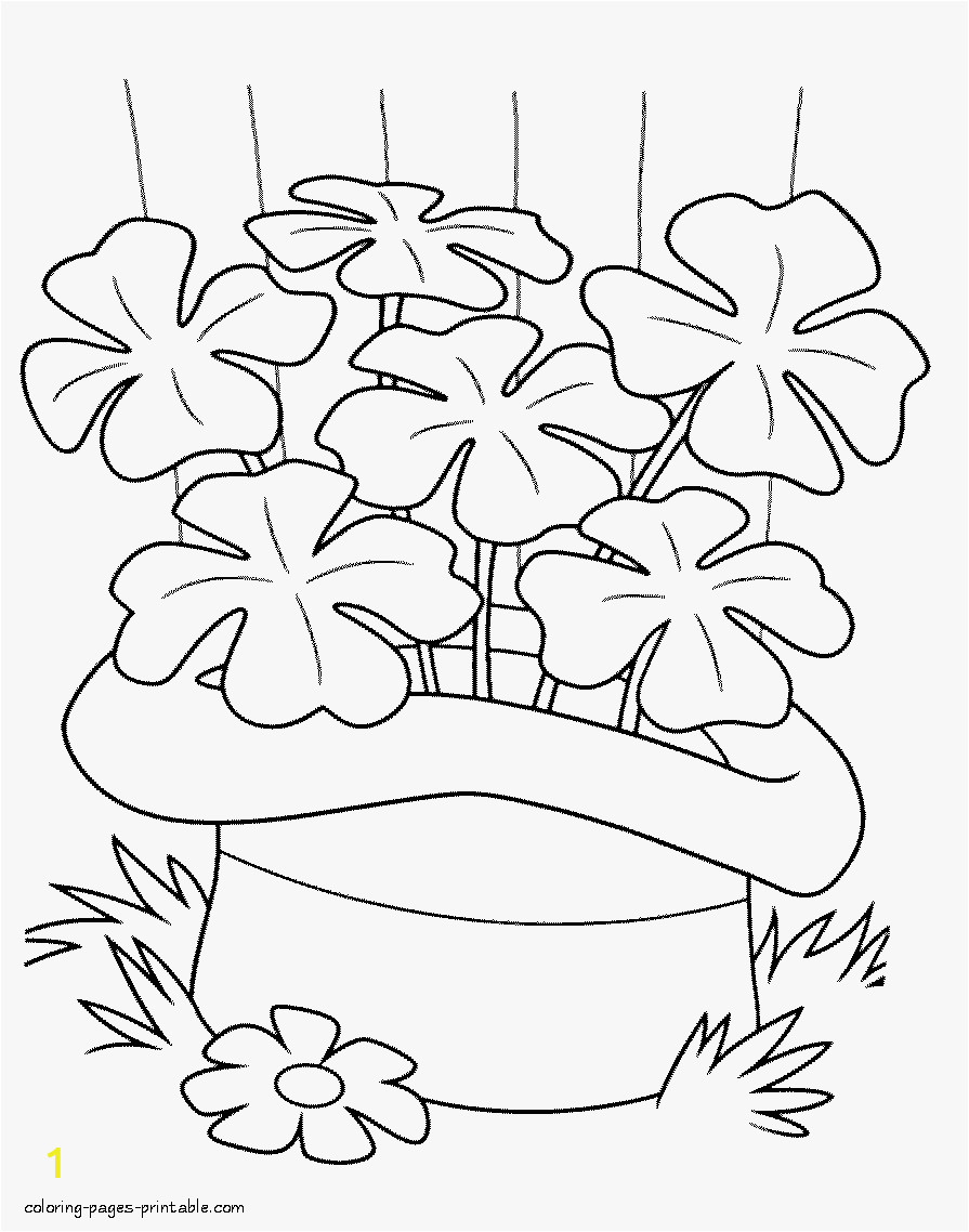 color pages coloring for st patrick039s day printable patrickamp039s lovely patrick s clover