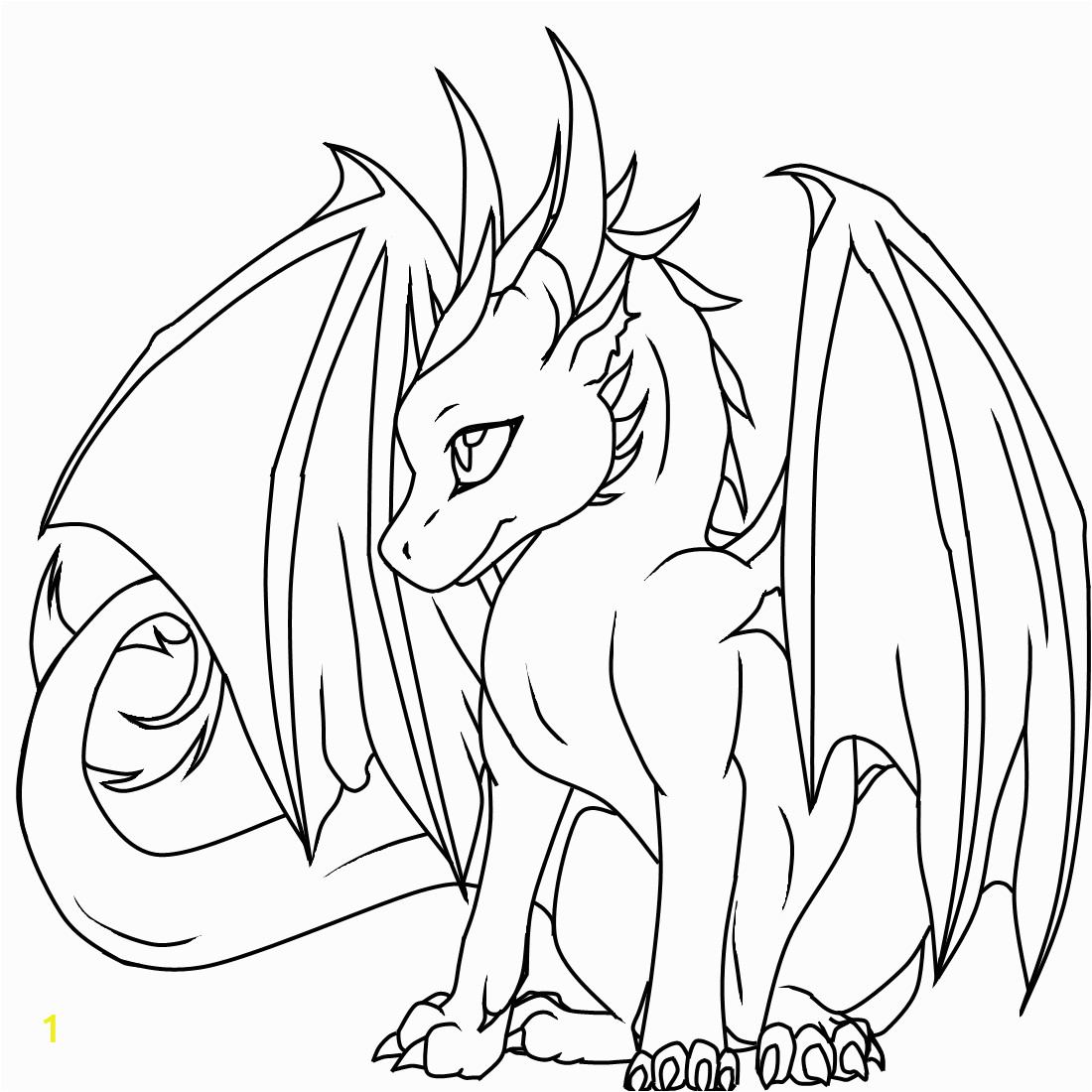 1fe3dceb1b61fbeabd0fb ae1bcd 28 collection of really cool dragons coloring pages high 1100 1100