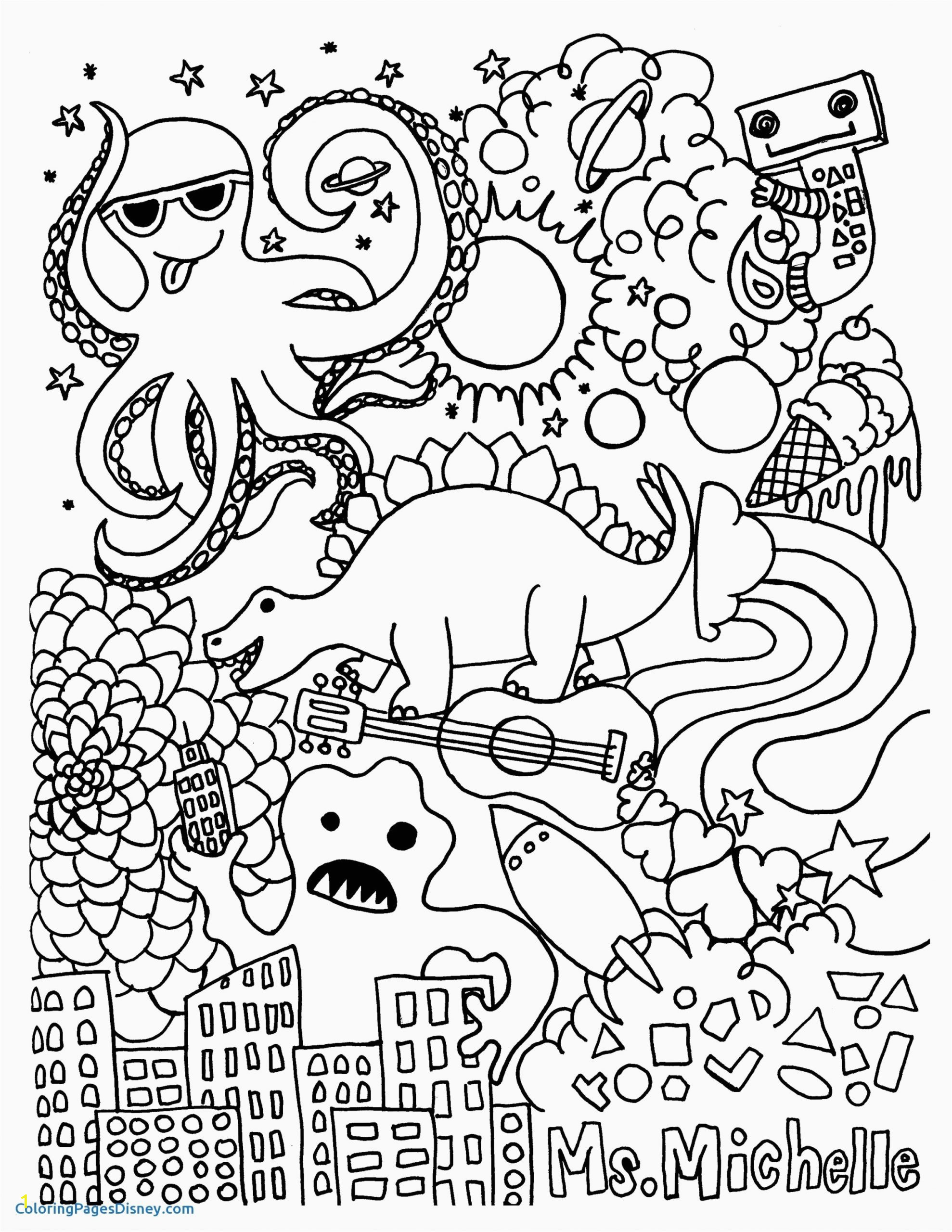 hello kitty coloring paper smurfs pages lion king cool printable for adults dragon ball zombie kids skull incredibles book the very hungry caterpillar page farm preschool anatomy and scaled