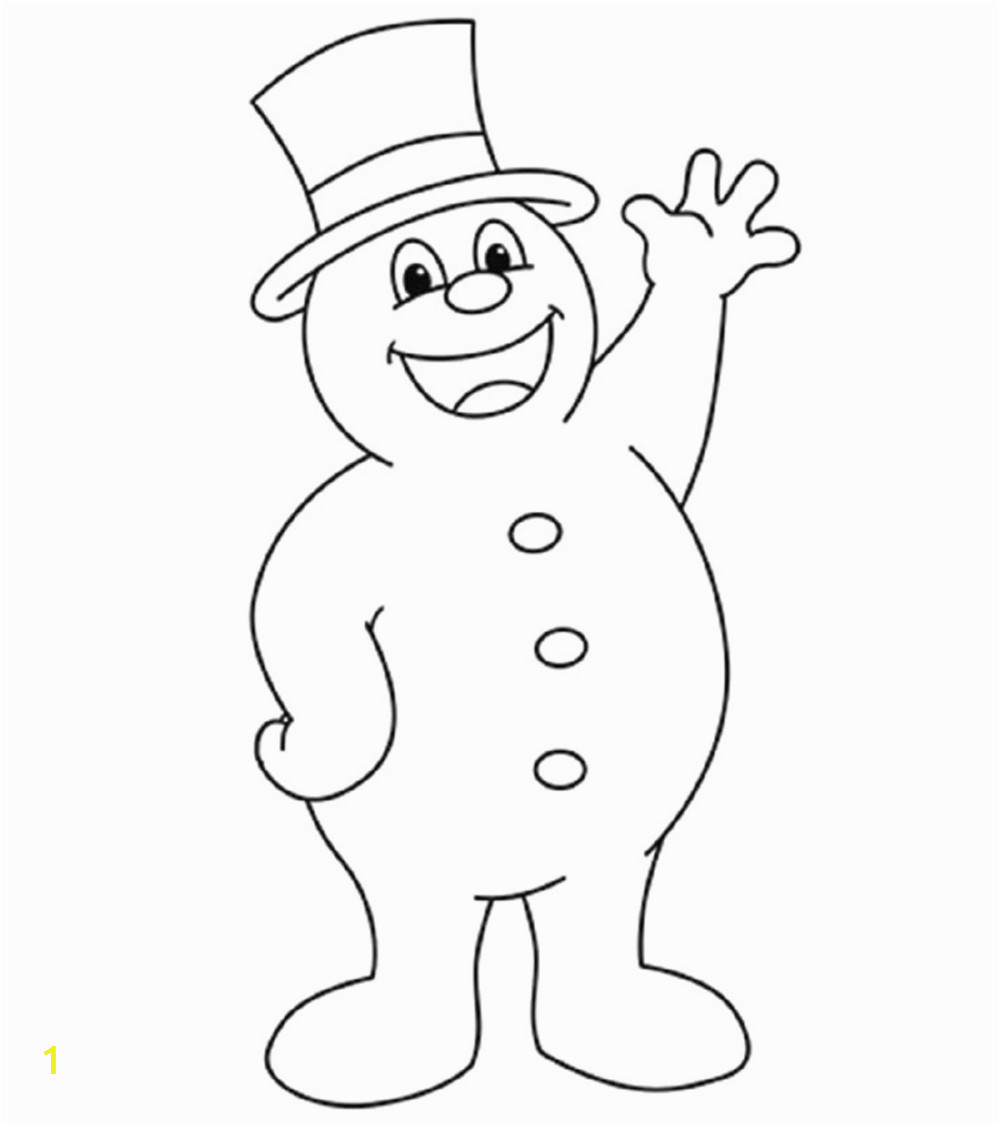 Snow Coloring Pages for toddlers Looking for A Very Simple Way to Entertain Kids On This