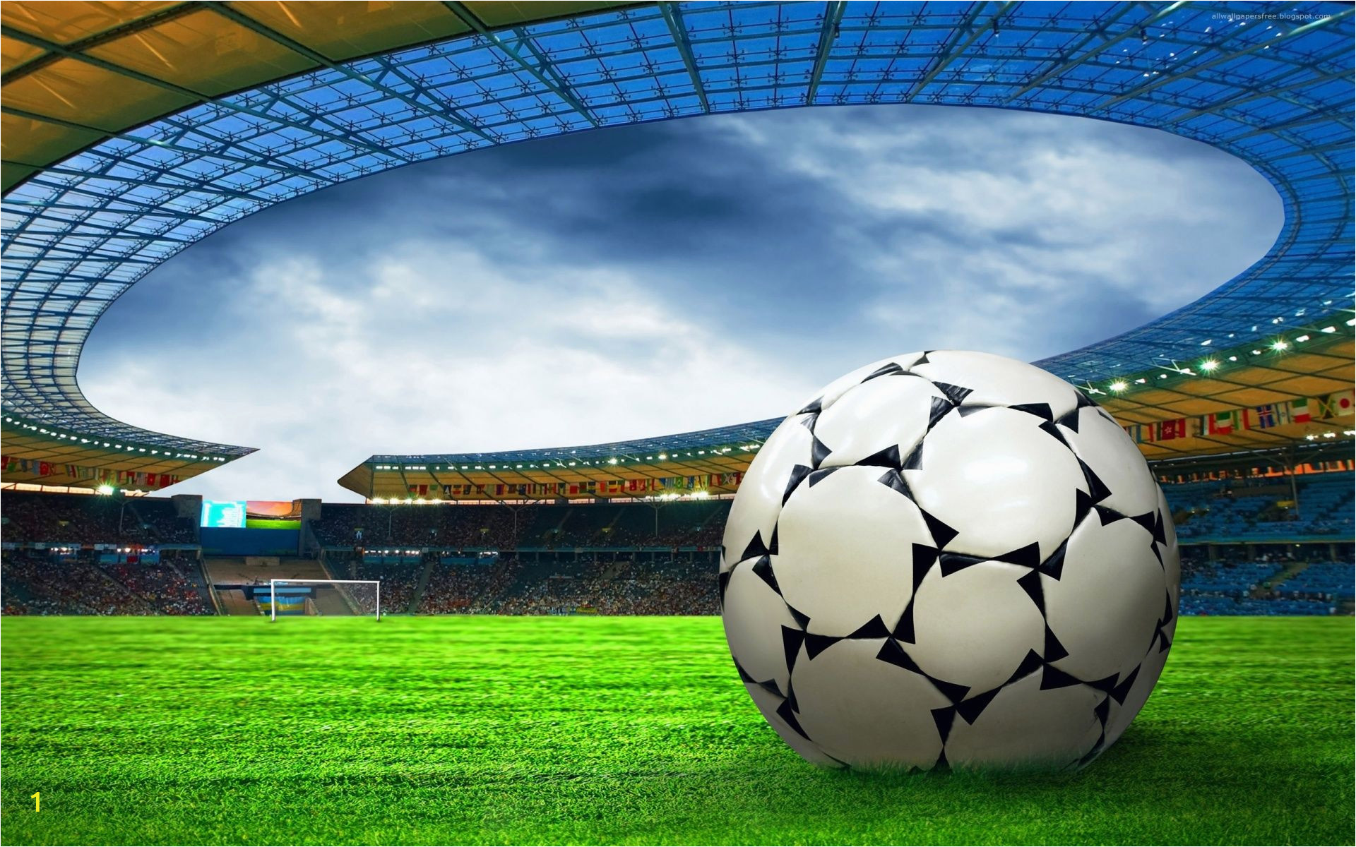 Soccer Collage Wall Mural Wallpaper Football Collection for Free Download
