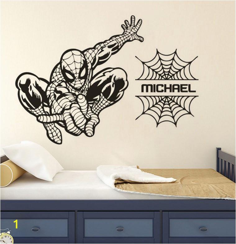 font b Spiderman b font font b Vinyl b font font b Wall b font