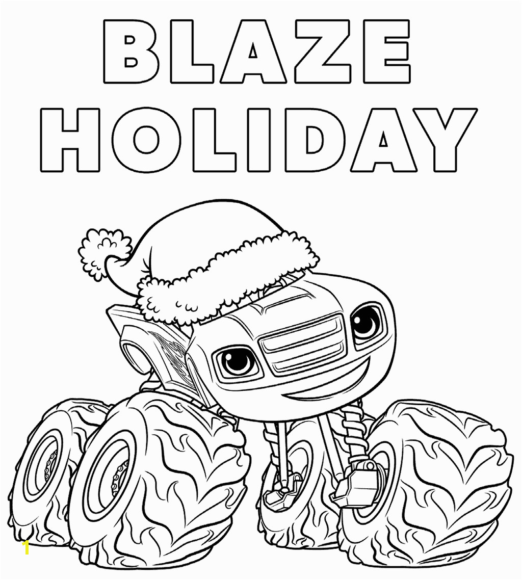 fabulous blaze colouring pages picture inspirations and the monster machines coloring nick jr free