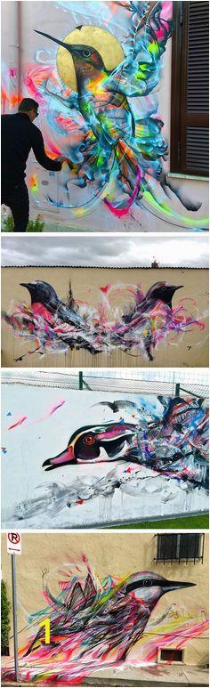 0d225a b9da1b500f33ebdeb4e9 styles of art street art graffiti