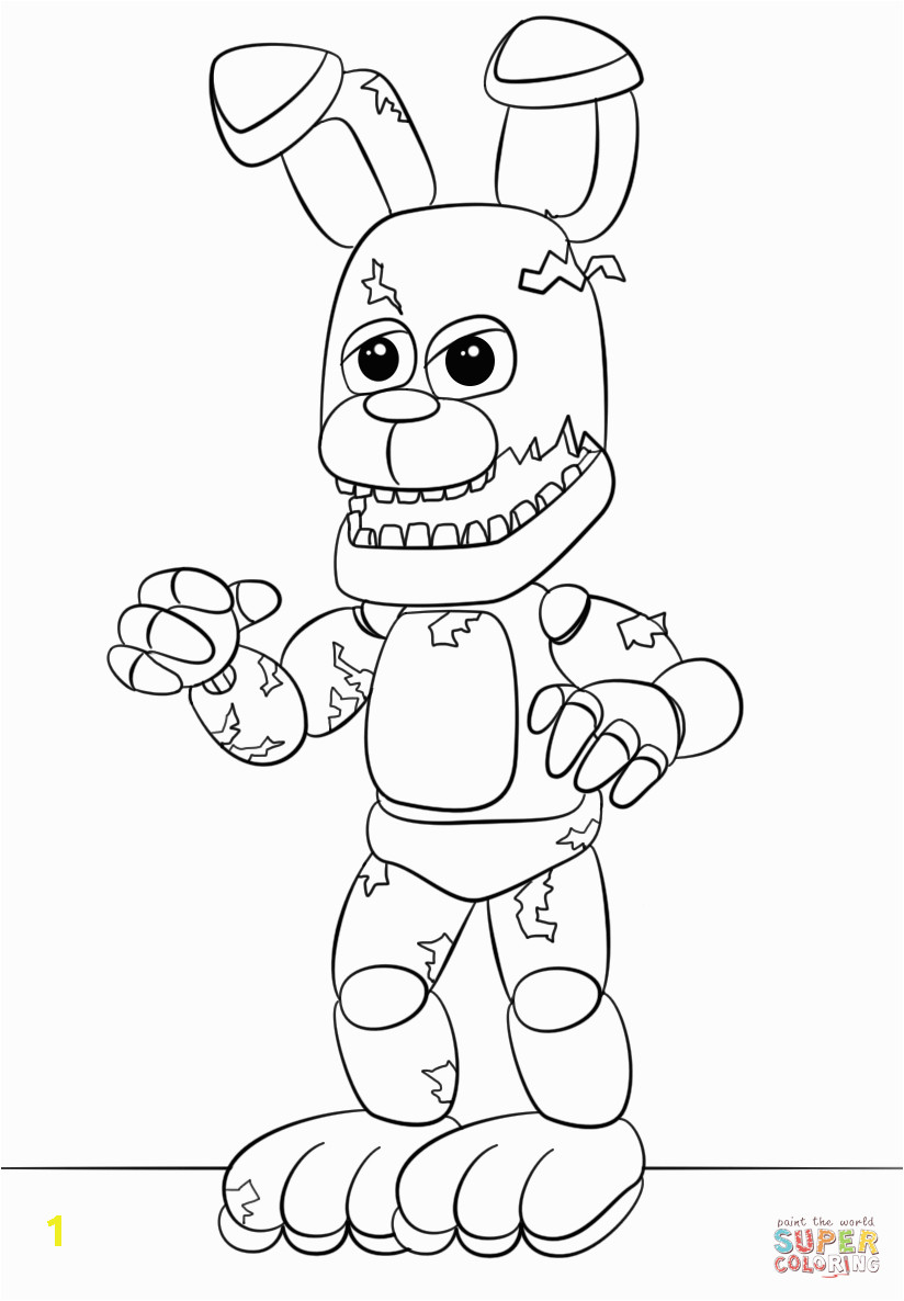 211b ad86f0b4bbdf fnaf springtrap coloring page free printable coloring pages 824 1186