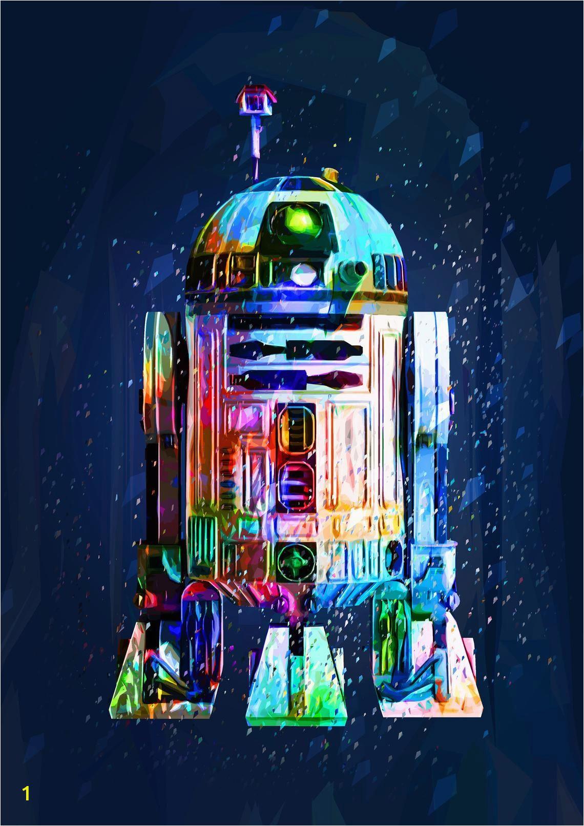 Star Wars Full Wall Murals Star Wars Star Wars Poster Star Wars Wall Art Star Wars