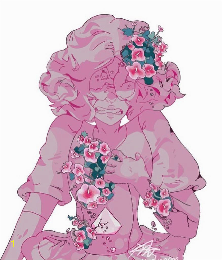 "Steven Universe Pink Diamond Coloring Pages Shattered "" Veritigo009"