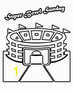 ea2c fe ba9 super bowl party coloring pages for kids