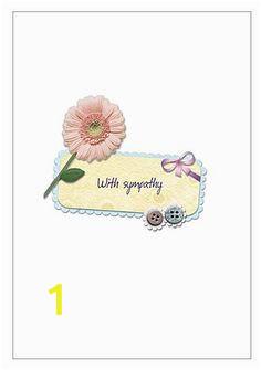 1d0d01a746f10a439e34e5d b98d sympathy cards pink flowers