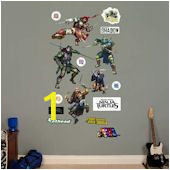 Teenage Mutant Ninja Turtles Wall Mural Uk 43 Best Teenage Mutant Ninja Turtle Wall Decals Images