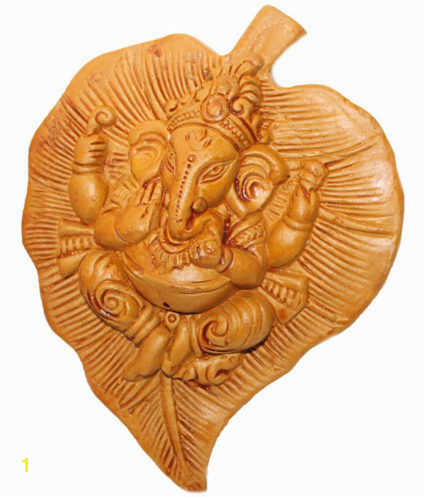 Sarvsiddhi Terracotta Wall Sculpture Brown SDL 1 17a96