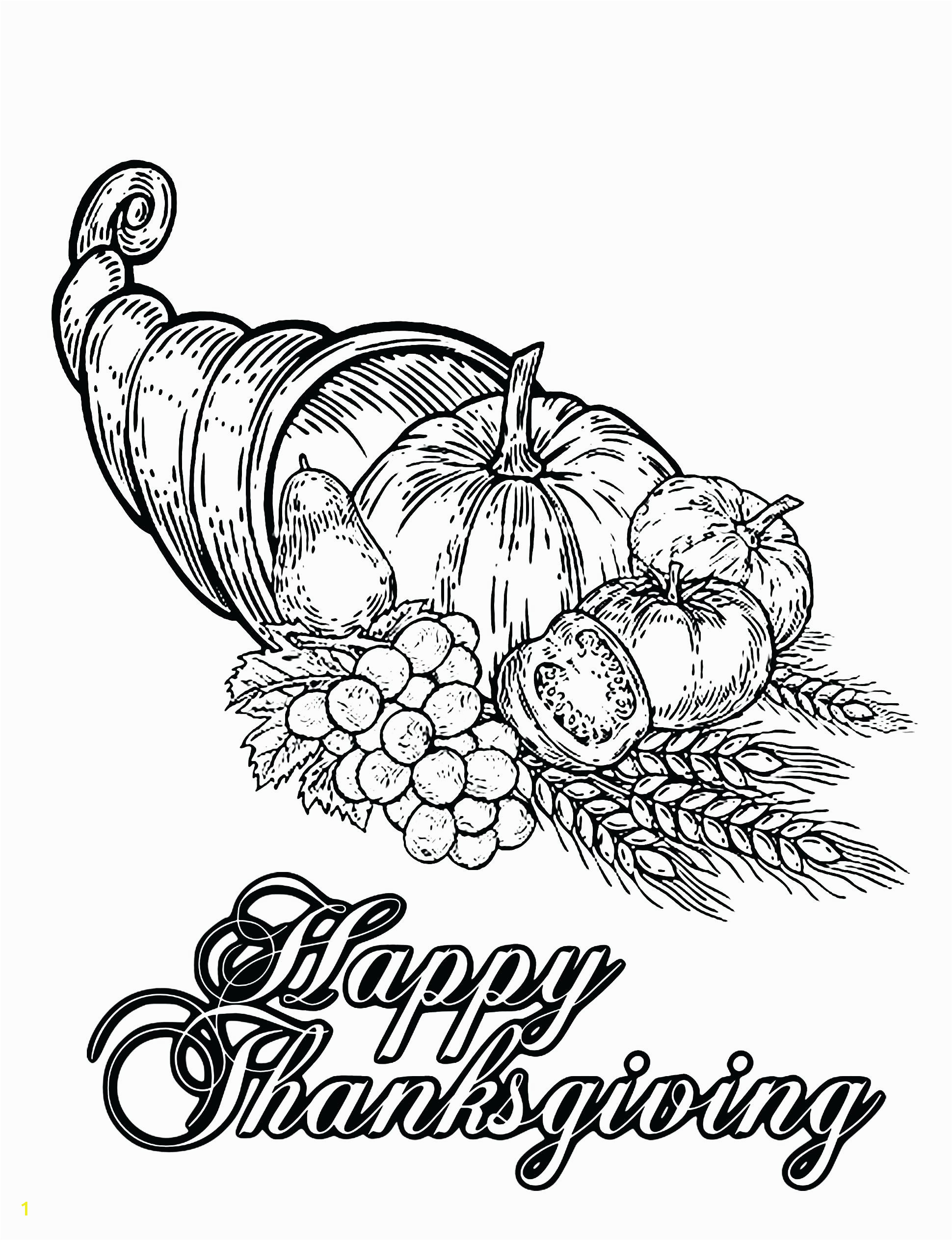 Thanksgiving Basket Coloring Pages Thanksgiving Coloring Worksheets Math – Outpostsheet