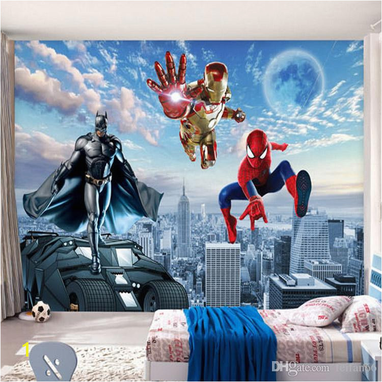 custom large mural 3d wallpaper children