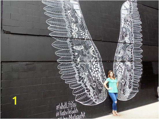 me with my wings