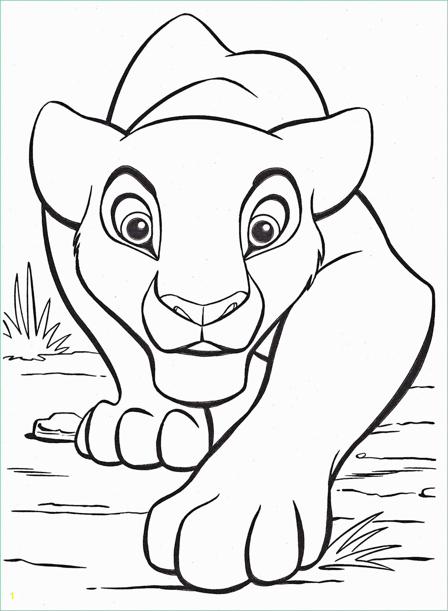 freeon king coloring pages to print the disney printable guard simba scaled