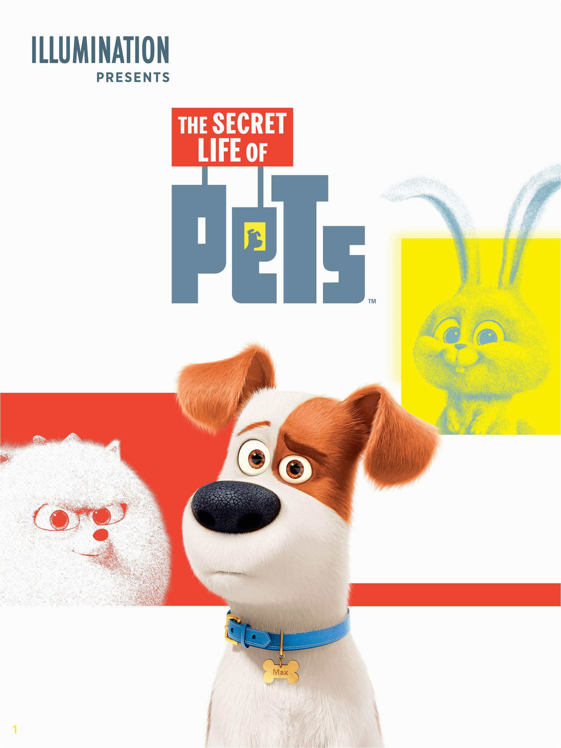 The Secret Life Of Pets Wall Murals Amazon Watch the Secret Life Of Pets