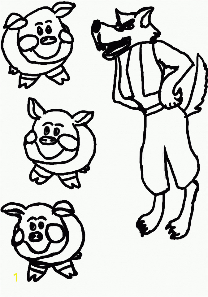 papersop free printablehree little pigs coloring pages rigy7joat goldilocks andhe bears 672x959
