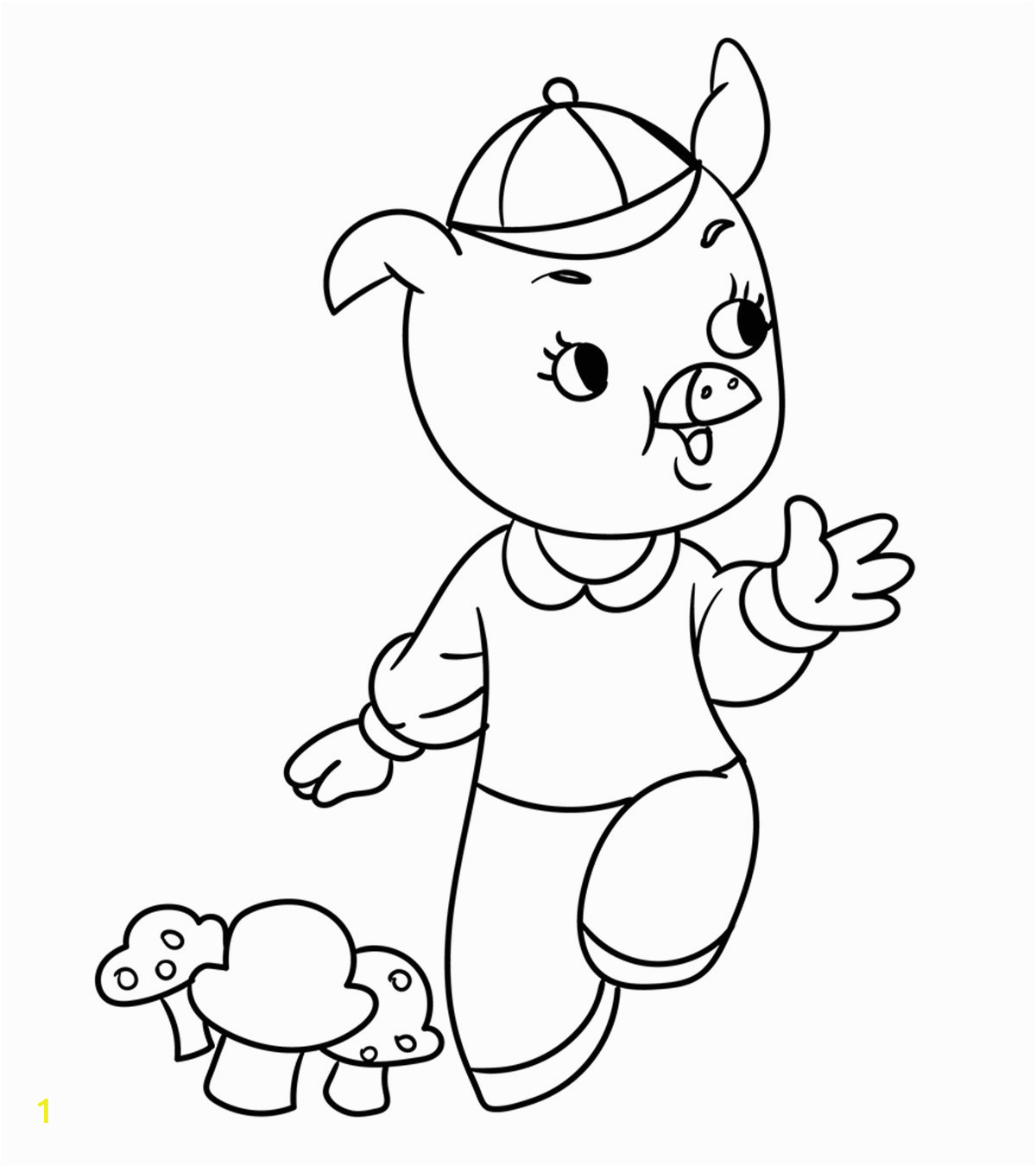 three little pigs coloring pages for preschool boys free the bears