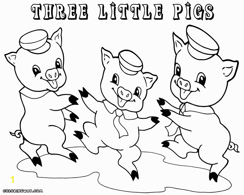 three littles coloring pages to print sheets bears free for preschool boys