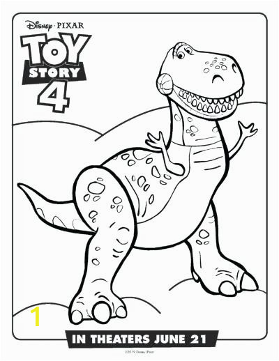 coloring pages toy story colouring 4