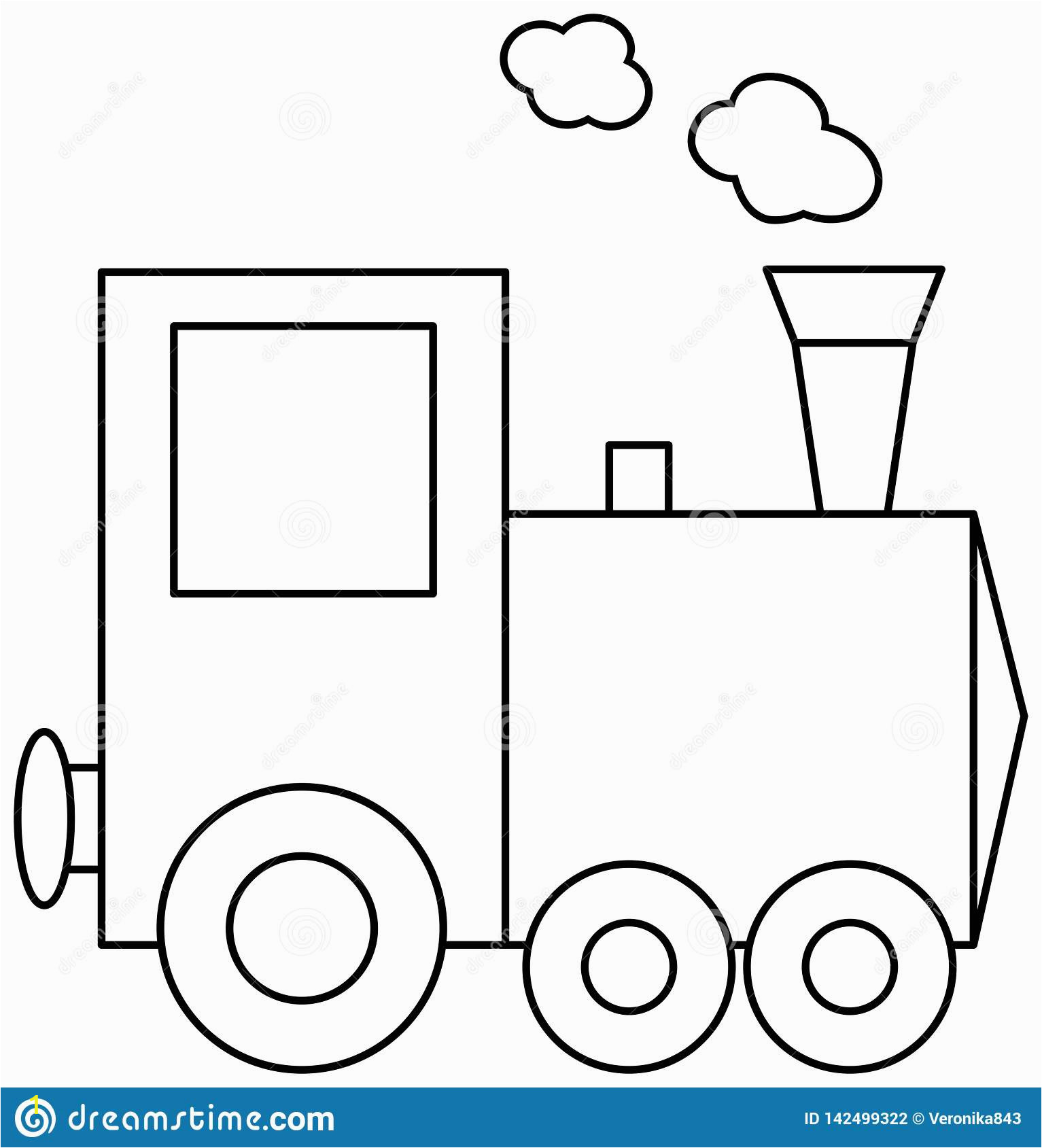 coloring sheets train book page stock vector illustration of public pictures images for kids free thomas the pages outstanding pages