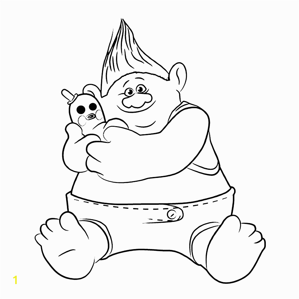 Trolls Movie Printable Coloring Pages Trolls Movie Coloring Pages