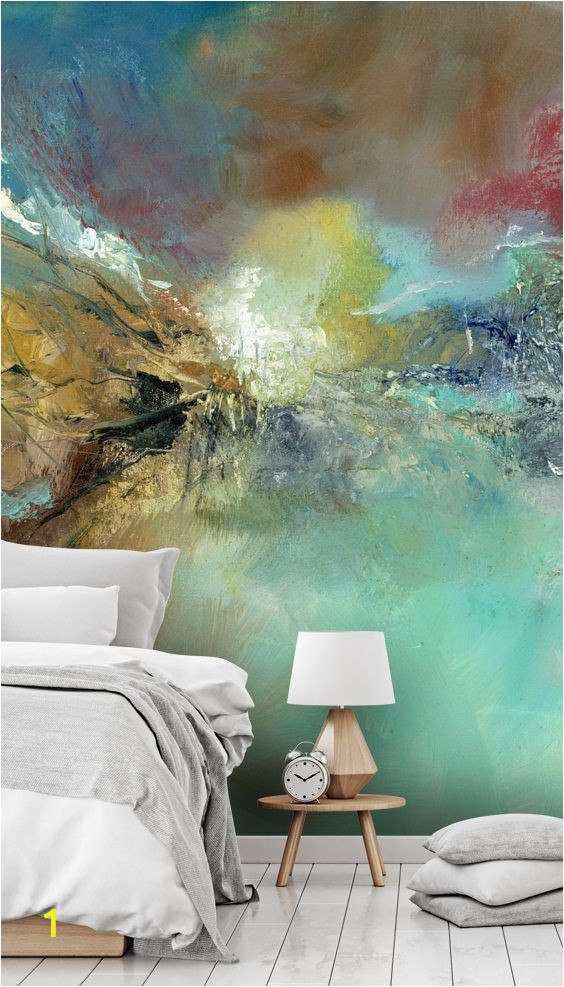 Turn A Photo Into A Wall Mural Spirit Of Spring 2019 Interior Trends